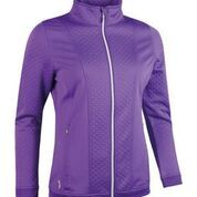 Glenmuir Ladies Karlie Full Zip Stretch Wind Jacket - LW2586ZT