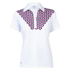 Daily Sports Ladies Moa Short Sleeved Polo Shirt - 943/128