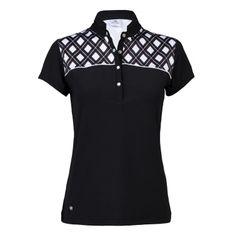Daily Sports Ladies Brie Cap Sleeve Polo Shirt - 943/152