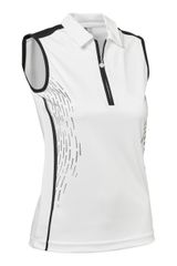 Daily Sports Ladies Memphis Sleeveless Ladies Golf Polo Shirt - 743/110