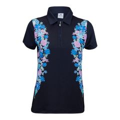 Daily Sports Ladies Inez Cap Sleeve Polo Shirt - 843/155