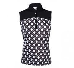 Daily Sports Ladies Brie Sleeveless Polo Shirt - 943/151