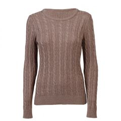 Daily Sports Ladies Nadia Crew Neck L/S Sweater - 943/501