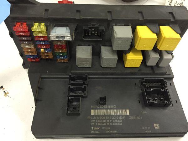 Fuse Block  Box