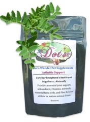 Dot's Arthritis Formula, little bit