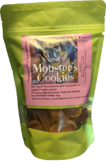 Monster Cookies Treats 7 oz