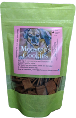 Monster Cookies Training Treat