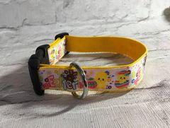 Easter Handmade Dog Collar