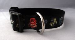 Harry Potter Dog Collar Handmade