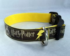 Harry Potter Handmade Dog Collar Style 2