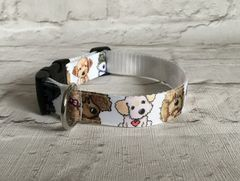 Cute Doggies Handmade Dog Collar