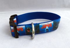Jaws Handmade Dog Collar