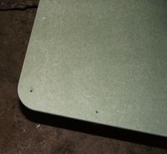 Backboard for 600 x 400mm Stable Mirror