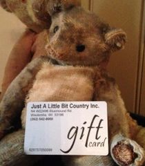 $75.00 Gift Card for Someone You Love!