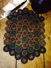 Serenity Penny Rug