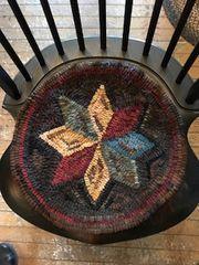 Homestead Star Chair Pad Pattern