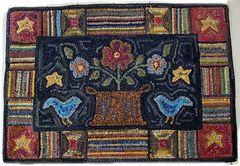 Folk Art Sampler Pattern