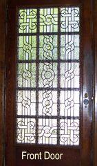 Large Front Door panel