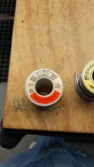 Taramet 50/50 solder
