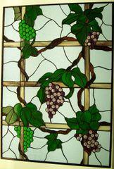 Grape cluster panel