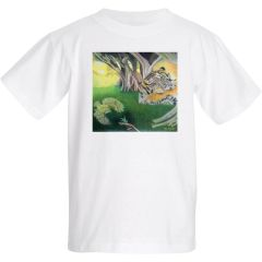 Enchanted Forest Kid's Cool Cotton T-Shirt