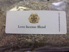 Love Incense Blend