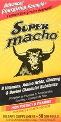 Super Macho (softgels)