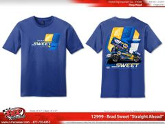 2019 NAPA AUTO PARTS Shirt - Deep Royal