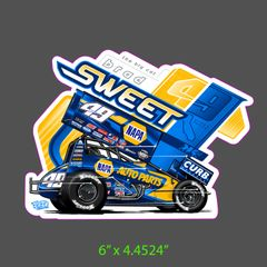 2019 NAPA AUTO PARTS Stickers