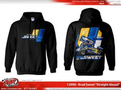 2019 NAPA AUTO PARTS Sweatshirt - Black