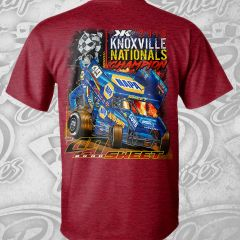 Knoxville Champion Tee - Red