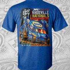 Knoxville Champion Tee - Blue