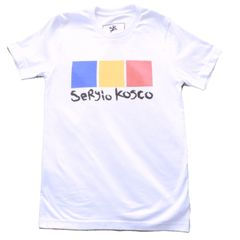 Sergio Kosco White tee
