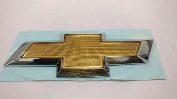 Chevrolet + Badge Emblem Logo/Monogram (Size 150MM X 60MM)