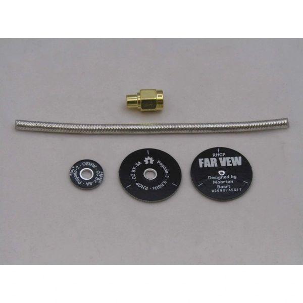 Farvew Pagoda-2 Omni Antenna RHCP Kit