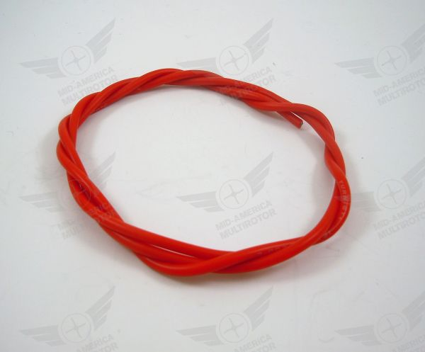 18 AWG Silicone Covered Wire