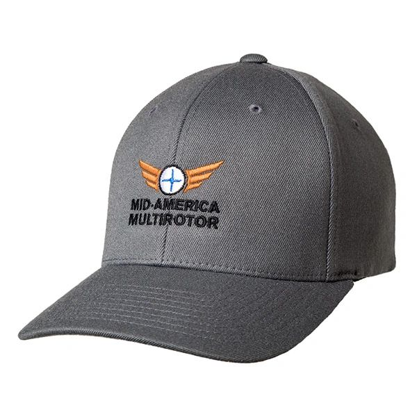 MAMR Embroidered Flex-Fit Cap
