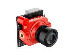 Foxeer Arrow Micro Pro - 600TVL FPV Camera - Red