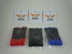 (3) Nylon Hook & Loop Battery Straps with Buckle