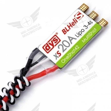 DYS XS20A ESC solder version