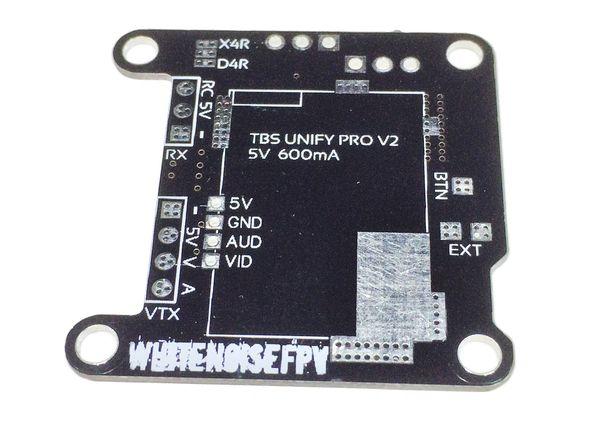 WhitenoiseFPV Unify Pro Mounting Board
