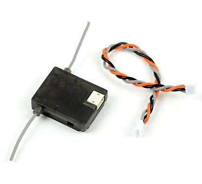 Spedix DSM2/DSMX compatible Satellite Receiver