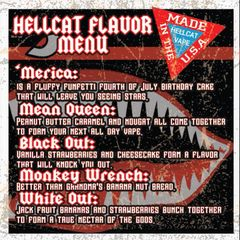HELL CAT SAMPLE PACK