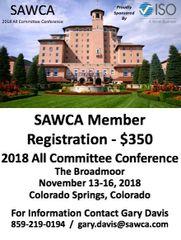 2018 ACC SAWCA Member Registration
