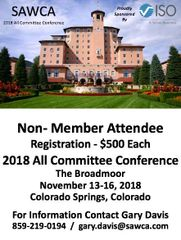 2018 ACC Non-Member Attendee