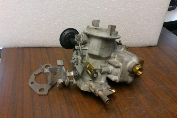 HOLLEY R4352 , R4645 , R6260 MODEL 1920 CARBURETOR