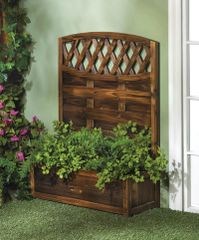 Trellis Planter Box