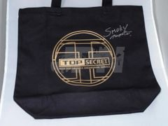 Top Secret Signed Tote Bags