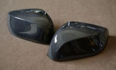 Curious - V37 Carbon Side Mirror Covers