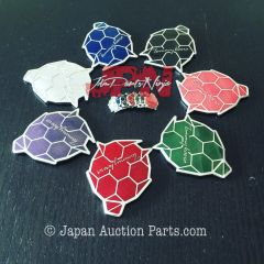 Tommykaira Turtle Emblems